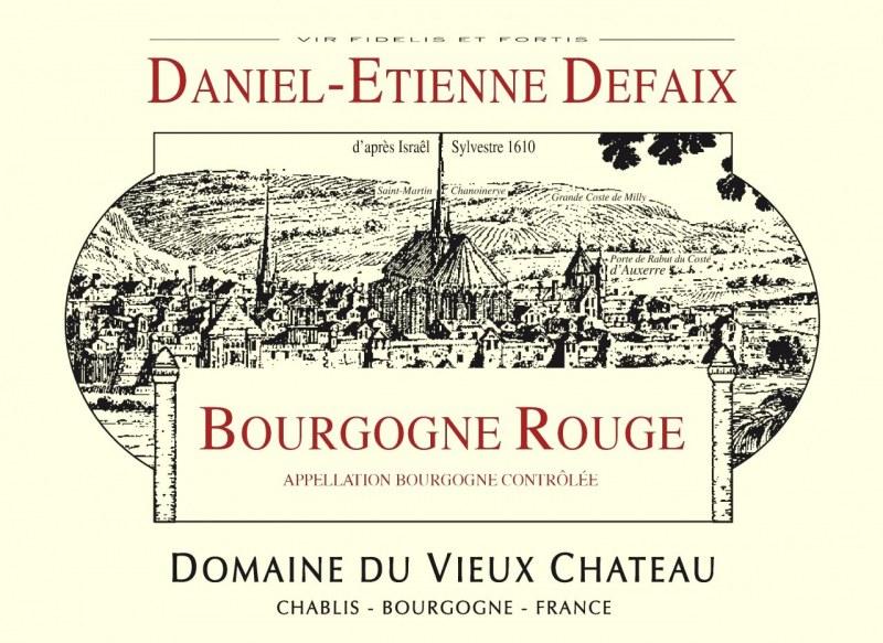 Bourgogne Rouge 2017 - Caisse de 6 bouteilles