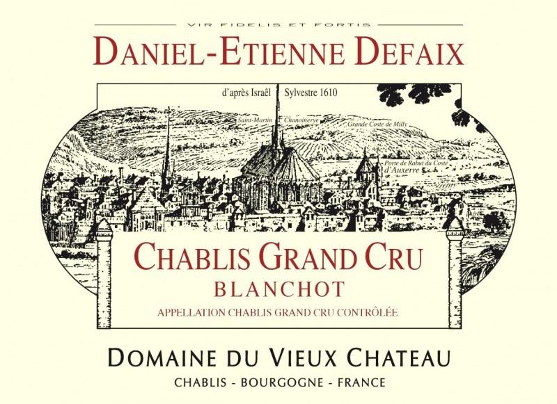 Chablis Grand Cru Blanchot 2009 - caisse de 6 bouteilles