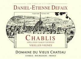 Chablis Vieilles Vignes 2017 - Caisse de 6 bouteilles
